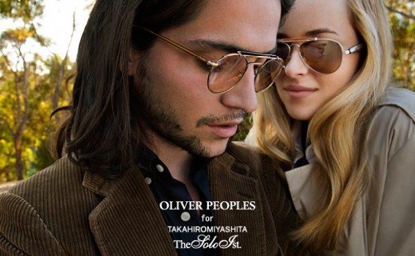 大人気のアイウェアブランド「 Oliver Peoples(オリバーピープルズ)」のメガネを徹底解説!価格帯、愛用有名人やコーディネートも紹介!